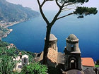 walking tour on Amalfi coast