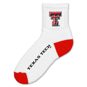 Texas Tech Short Crew Sock