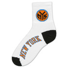 New York Knicks Short Crew Sock