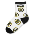 Boston Bruins Kids All Over Sock