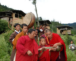 Bhutan hiking tours holiday