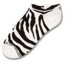 Zebra Print Sock