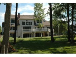 Crescent Lake, Wolfeboro Waterfront and Waterfront Access Real Estate