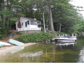 Crescent Lake Cottages for Sale