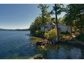 Waterfront over $1 M