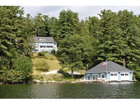 Winnipesaukee Boathouse Properties for Sale