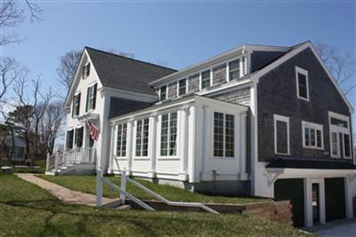 Truro MA Colonial Style Homes