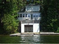 Great East Lake Boathouses for sale