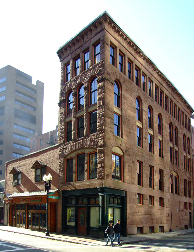 1875 Hayden Building