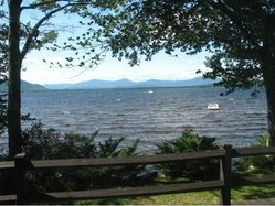Ossipee Lake NH Water Access Homes For Sale