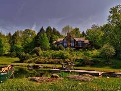 Stowe VT Homes w/ Ponds