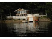 Merrymeeting Lake Boathouses for sale