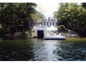 Great East Lake Homes with a Boathouse