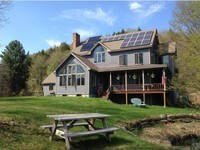 VT Green Homes for Sale