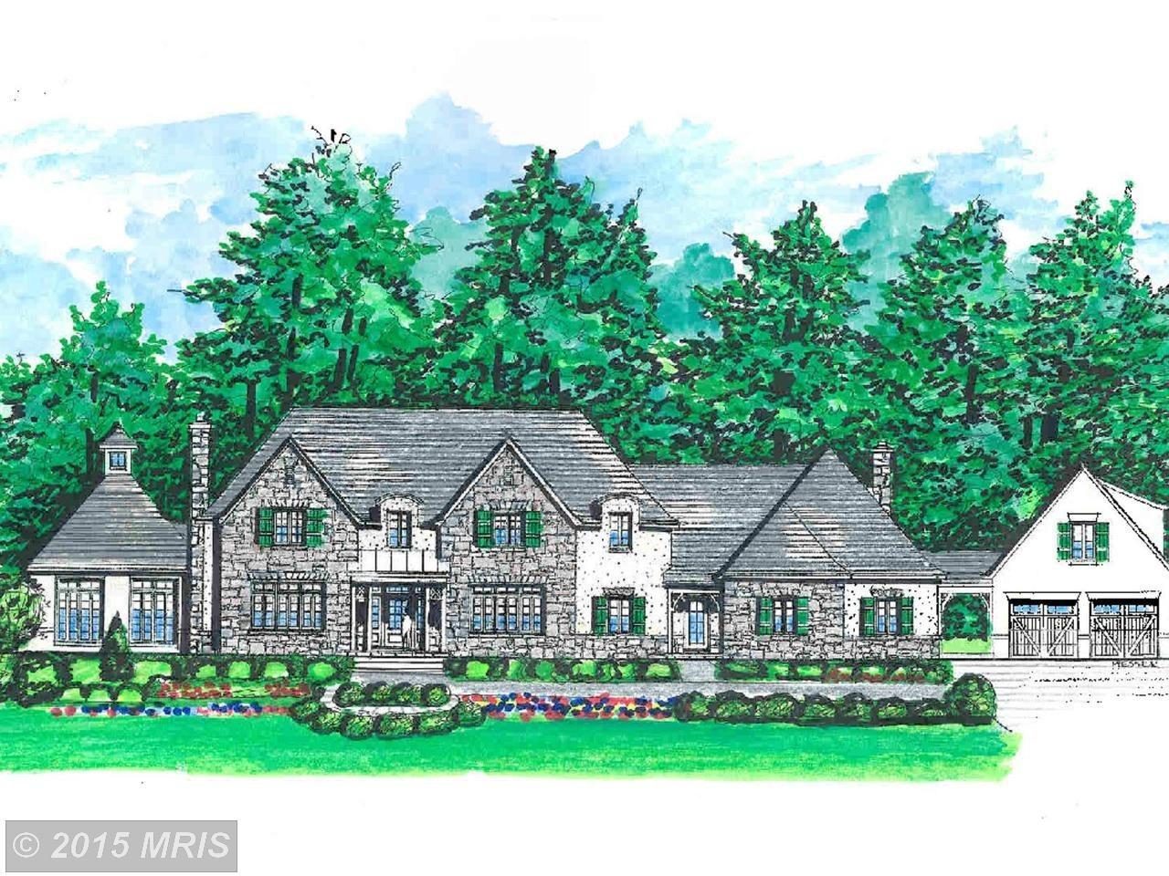 Fine Homes in Oakton