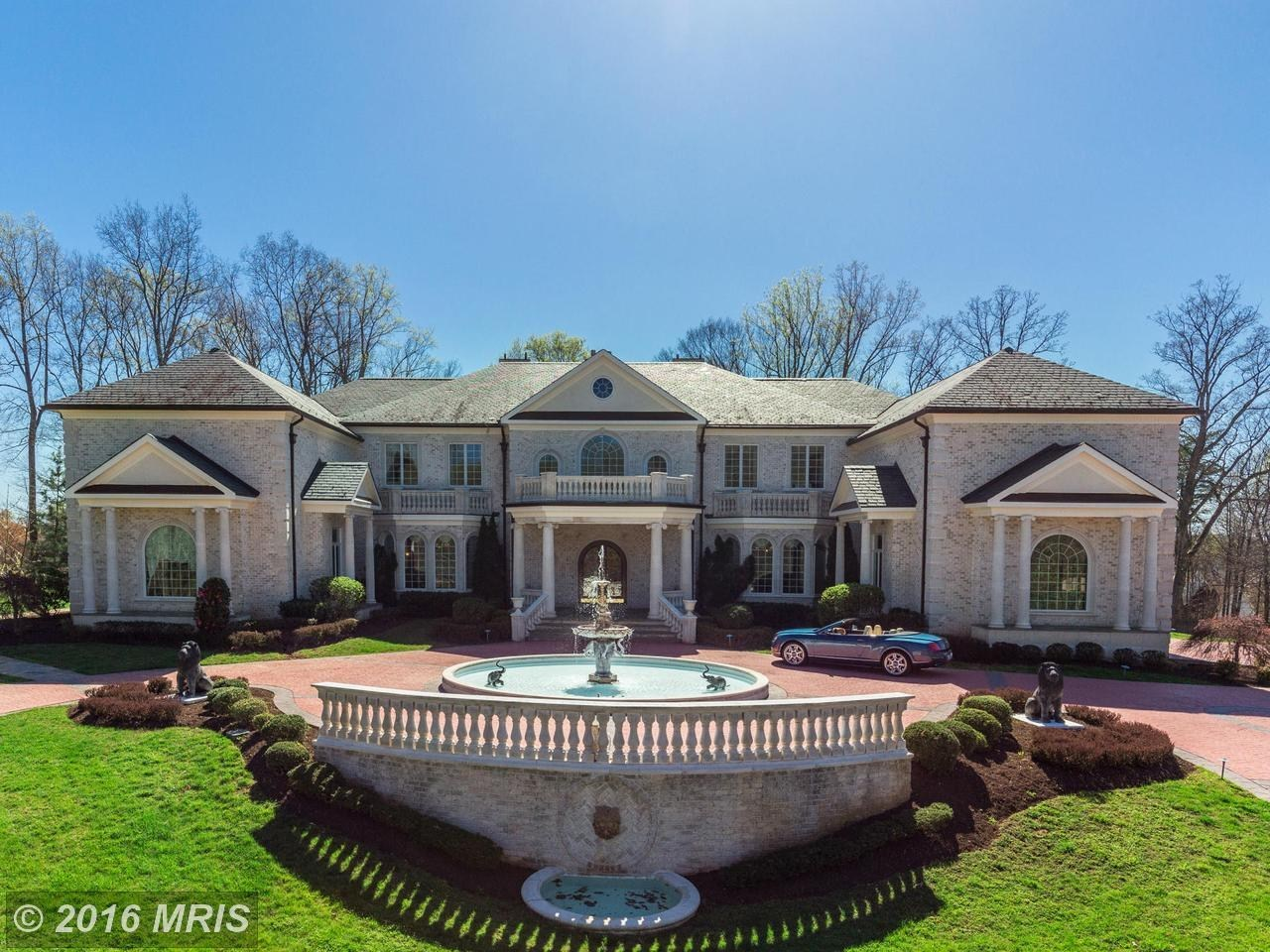 Fine Homes in Fairfax
