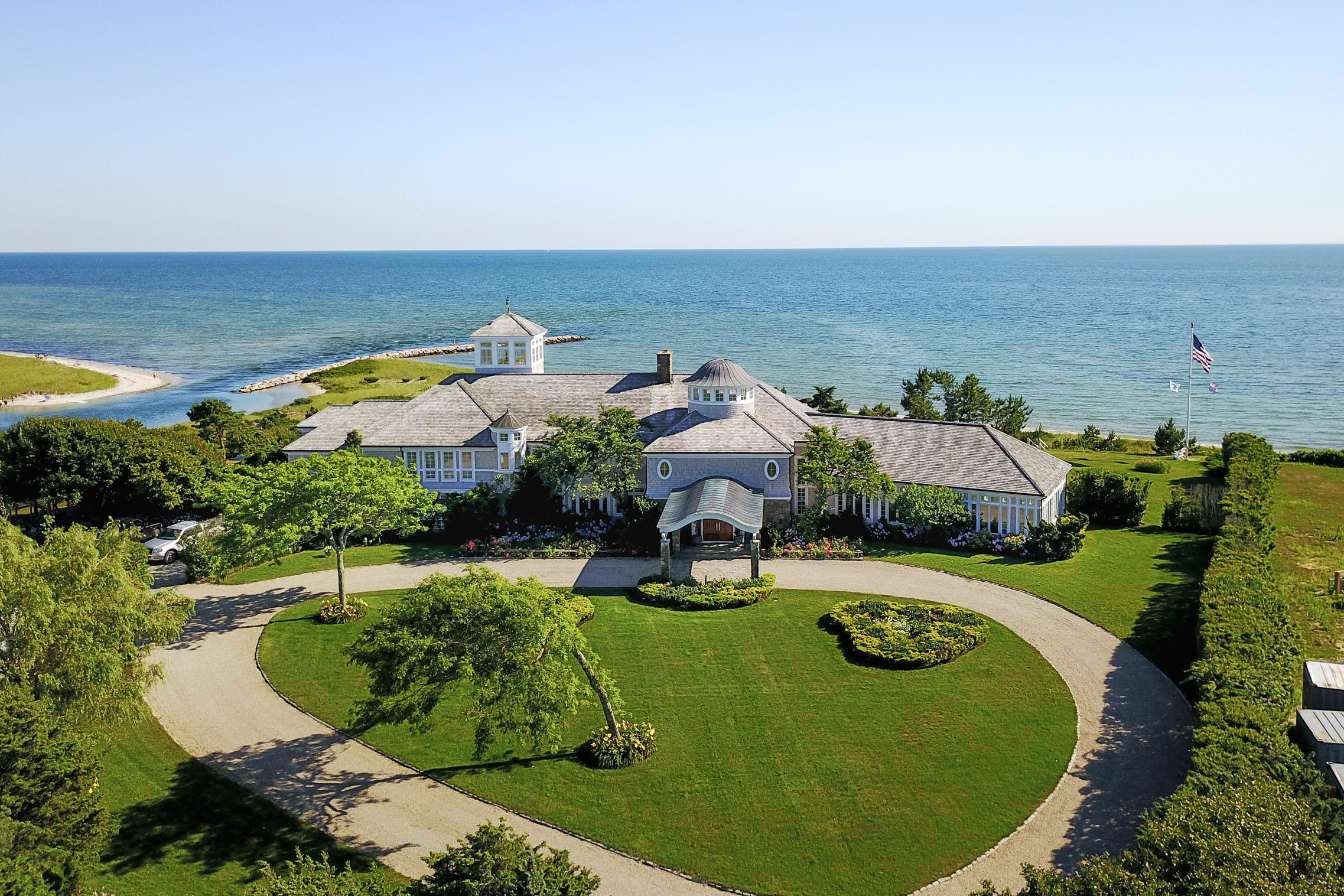 Barnstable Water View Homes