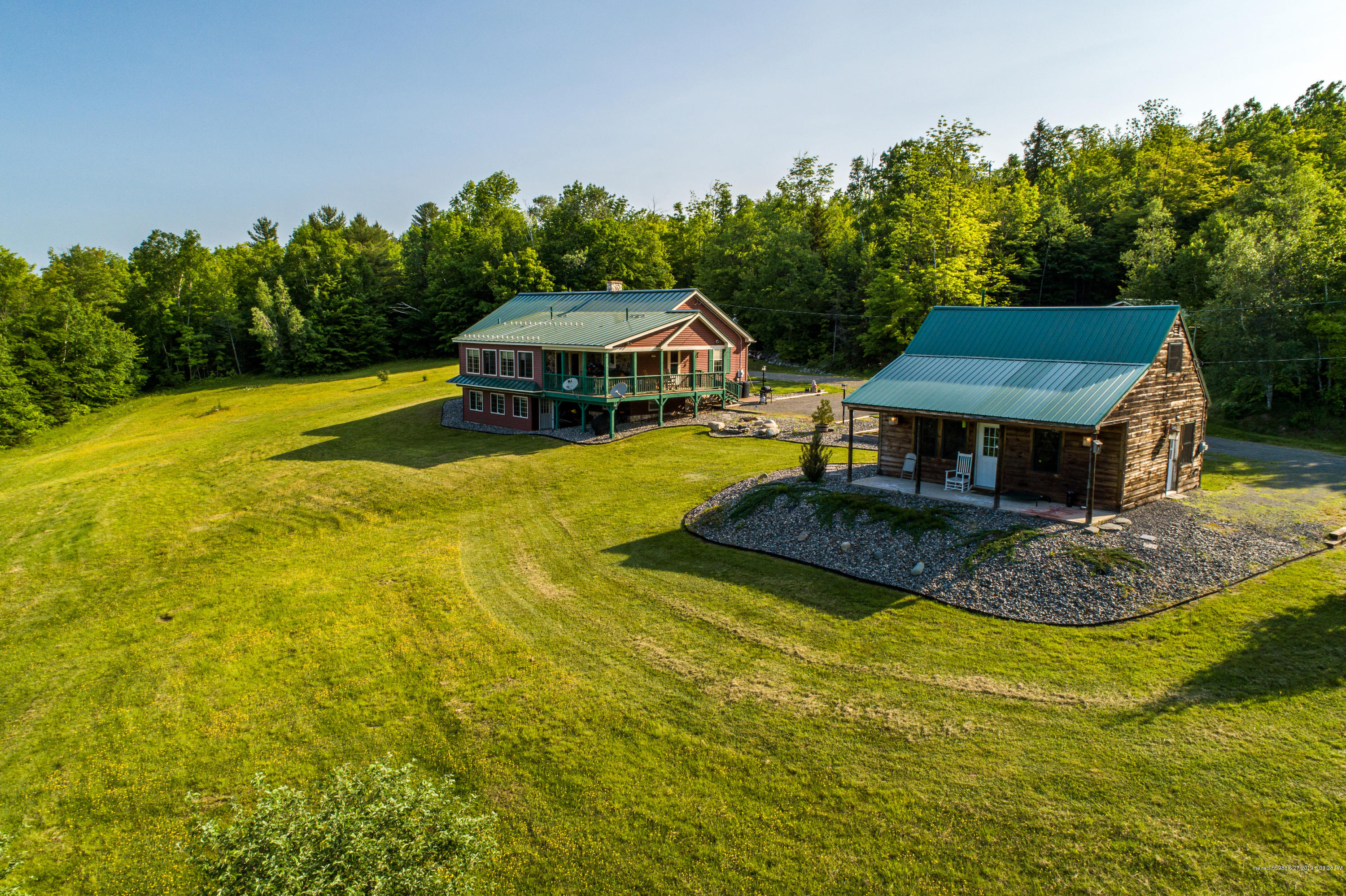 Listings for Mark Leathers - Maine Outdoor Properties