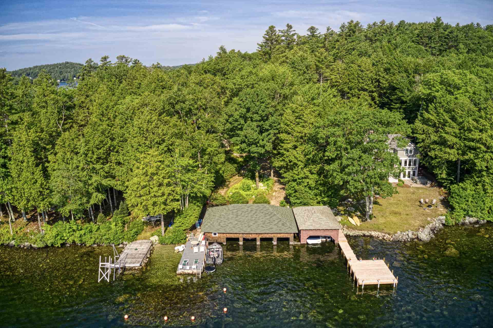 Homes with Lake Access