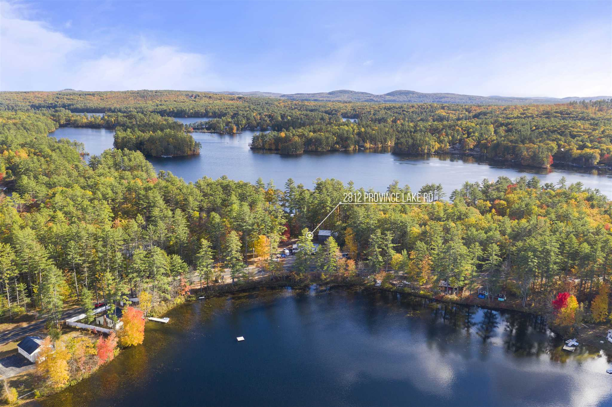 New Pond Waterfront Home Listings