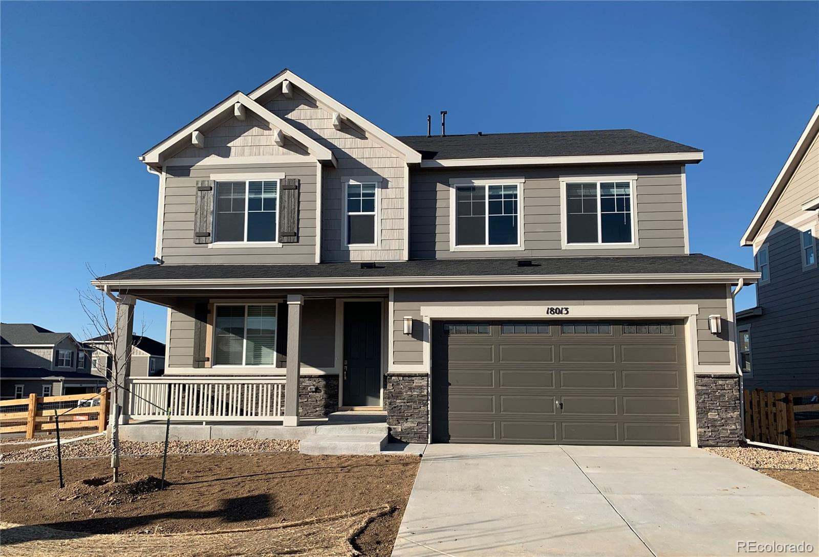 New Construction Homes | Commerce City, CO