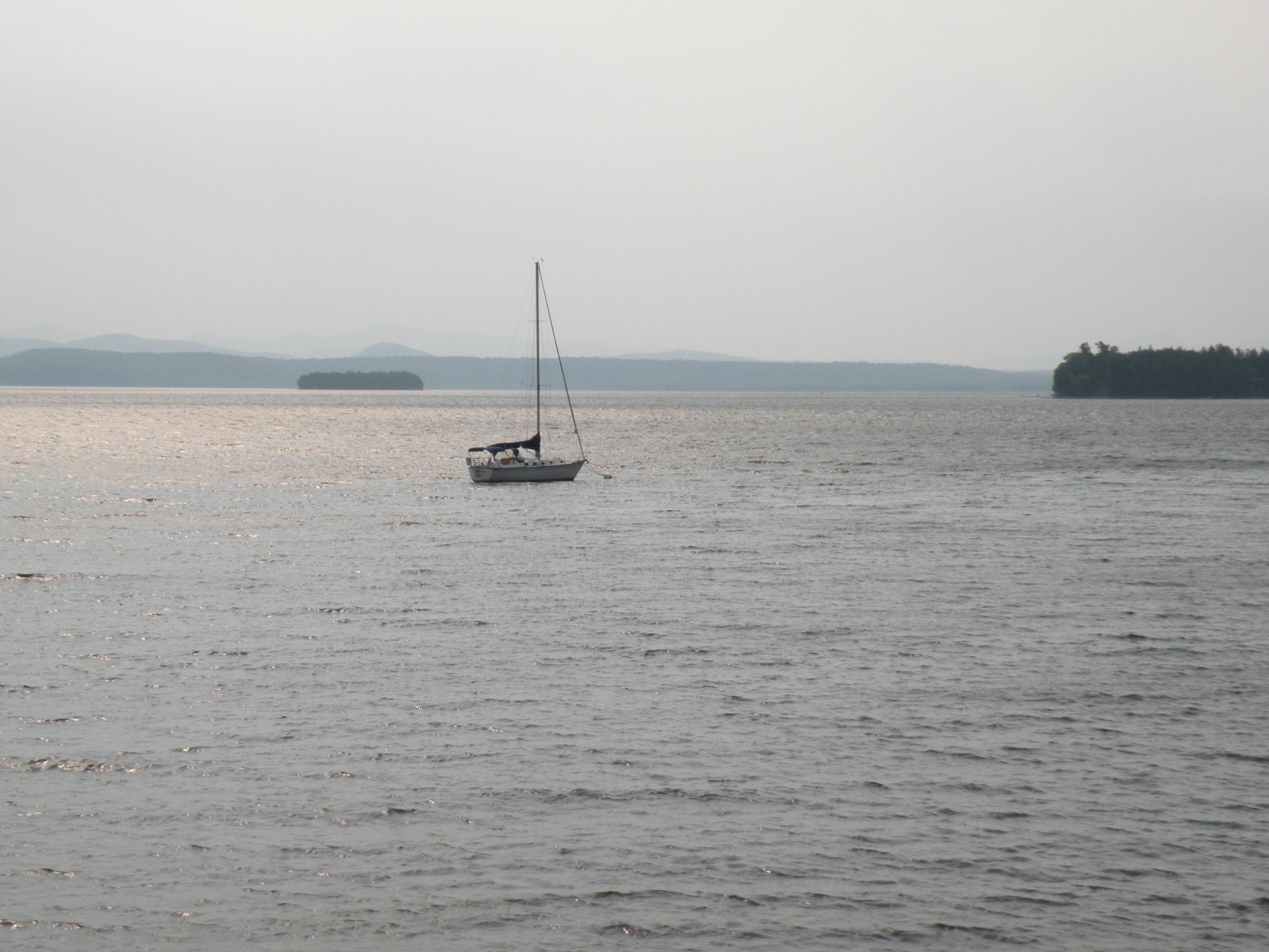 Lake Champlain Views