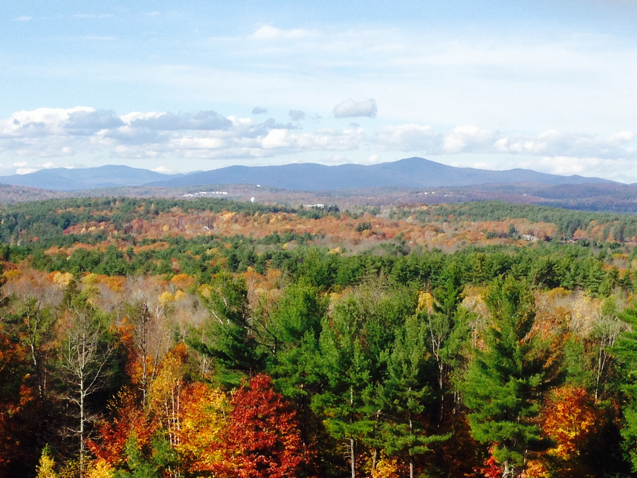 The best view properties in New Hampshire