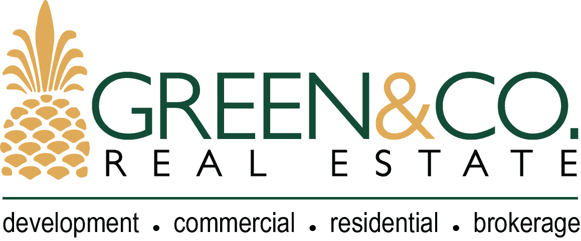 Green and Company Logo