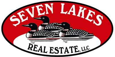 seven lakes real estate logo
