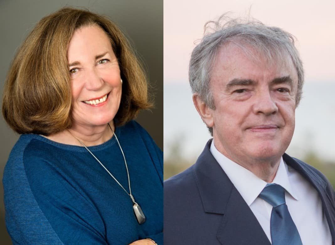 Jane Meterparel & Brian Marvelley